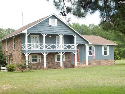 Single Family Home For Sale: 1139 Seegars Mill