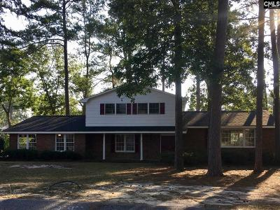 Cayce Single Family Home For Sale: 207 Pine
