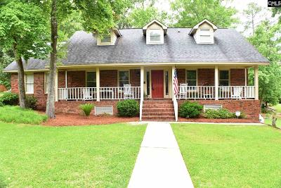 West Columbia Single Family Home For Sale: 121 Blackhawk