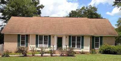 Irmo Single Family Home For Sale: 112 Hever