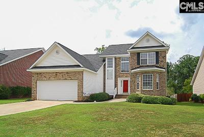 Irmo Single Family Home For Sale: 309 Poets