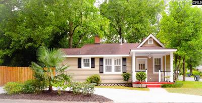Columbia SC Single Family Home For Sale: $148,000