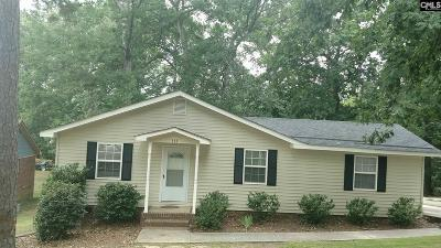Columbia SC Single Family Home For Sale: $125,900