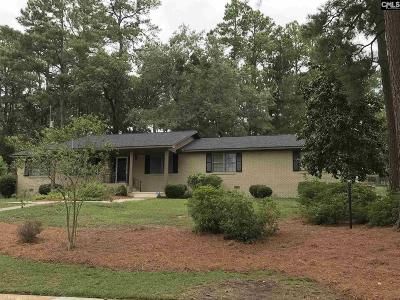 Columbia Single Family Home For Sale: 3409 Northshore