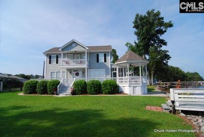 Fairfield County, Lexington County, Richland County Rental For Rent: 108 Pleasure Island