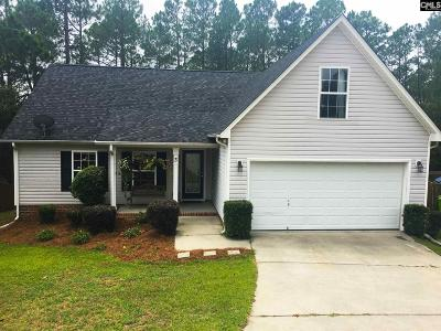 Lexington County, Richland County Single Family Home For Sale: 3 White Wing