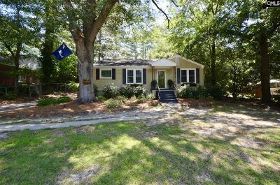 Columbia Single Family Home For Sale: 2534 Glenwood