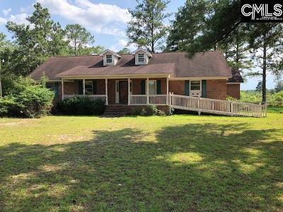 Lugoff Single Family Home For Sale: 2313 Ridgeway