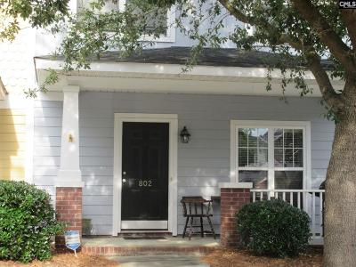 Lexington County, Richland County Townhouse For Sale: 802 Forest Park