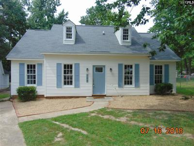 Irmo Single Family Home For Sale: 108 River Song