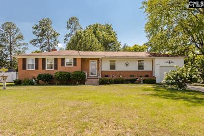 Columbia SC Single Family Home For Sale: $134,999