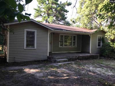 Lexington County, Richland County Single Family Home For Sale: 729 Dartmouth