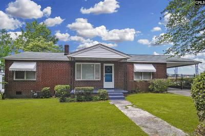 Columbia SC Single Family Home For Sale: $109,730