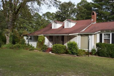 Batesburg Single Family Home For Sale: 112 Fallaws