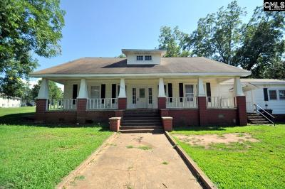 Newberry Single Family Home For Sale: 2001 Drayton