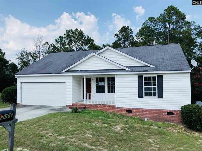 Elgin SC Single Family Home For Sale: $98,000