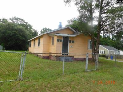 Columbia Single Family Home For Sale: 4400 Eunice