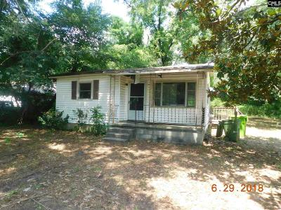 Columbia Single Family Home For Sale: 1320 Blue Ridge