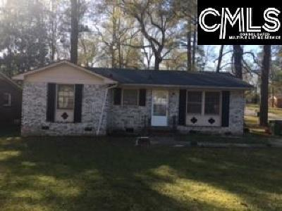 Columbia Single Family Home For Sale: 3621 Baywater