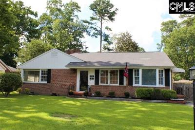 Cayce Single Family Home For Sale: 824 Karlaney Ave
