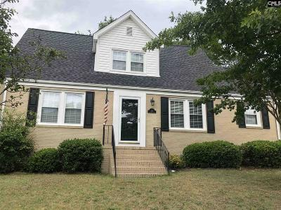 Columbia Single Family Home For Sale: 215 Kilbourne