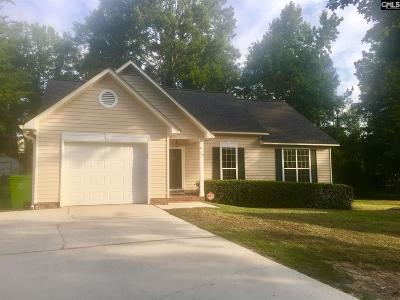 Irmo Single Family Home For Sale: 10 Stamport