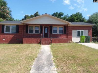 Columbia Single Family Home For Sale: 3501 Traveler