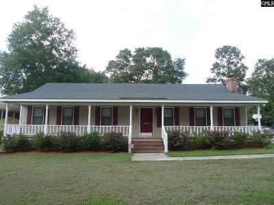Orangeburg Single Family Home For Sale: 1964 Taylor