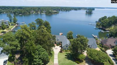 Lexington County, Newberry County, Richland County, Saluda County Single Family Home Contingent Sale-Closing: 121 Lake Vista