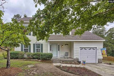 Lexington Single Family Home For Sale: 201 Bridleridge