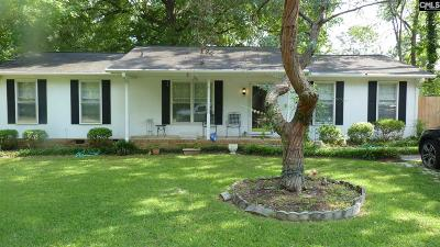 Irmo SC Single Family Home For Sale: $75,000