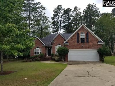 Lexington County, Richland County Single Family Home For Sale: 109 Oak Trace