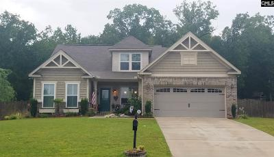 Irmo Single Family Home For Sale: 201 Hearthwood