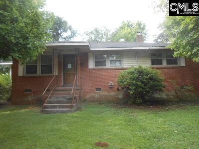 Newberry Single Family Home For Sale: 1153 Clarkson