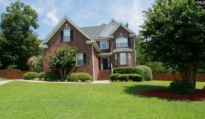 Irmo Single Family Home For Sale: 7 Coldwater