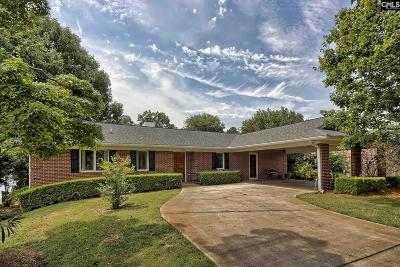 Lexington County, Newberry County, Richland County, Saluda County Single Family Home For Sale: 510 Harbor Heights