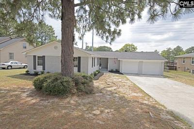 West Columbia SC Single Family Home For Sale: $142,500