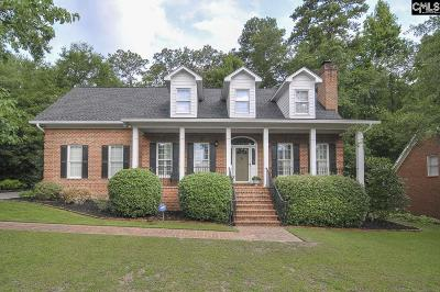 Columbia Single Family Home For Sale: 212 Barton Bend