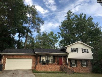 Columbia Single Family Home For Sale: 2520 Rolling Pines
