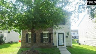 Columbia Single Family Home For Sale: 2144 Walker Solomon