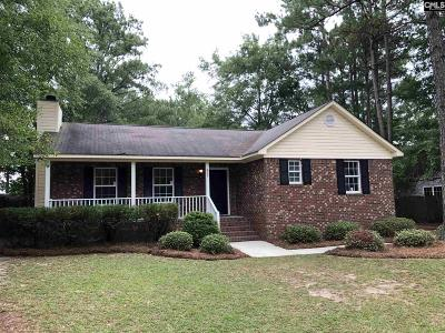 Columbia SC Single Family Home For Sale: $116,900