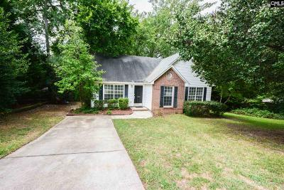 Irmo Single Family Home For Sale: 125 Caddis Creek