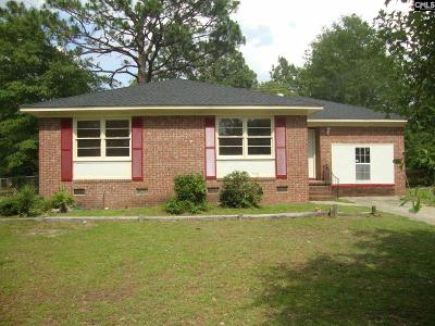 Hopkins SC Single Family Home For Sale: $115,000