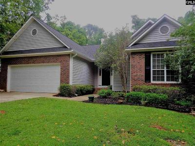 Irmo Single Family Home For Sale: 5 Kings Creek