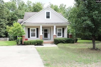 Irmo Single Family Home For Sale: 210 Beech Branch