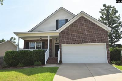 Irmo Single Family Home For Sale: 8 Cornerstone