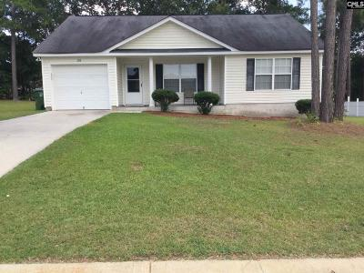 Columbia Single Family Home For Sale: 108 Cane Brake