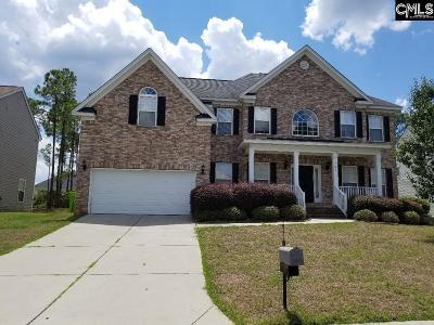 Columbia Single Family Home For Sale: 208 Alelia