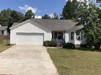 Lexington County, Richland County Single Family Home For Sale: 9 Valley End