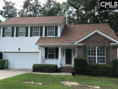 Irmo Single Family Home For Sale: 222 Beckworth